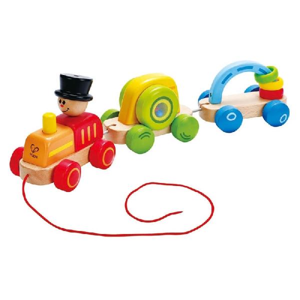 Triple play train