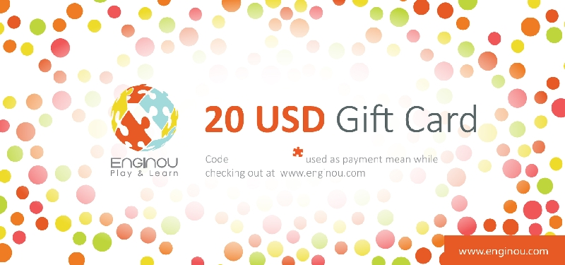 Gift Card 20$