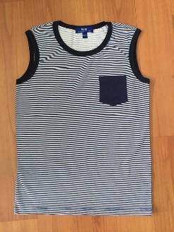 Boy's shirt (blue)
