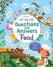 Lift-the-flap questions and answer about food