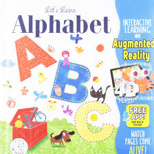 Let's learn alphabet