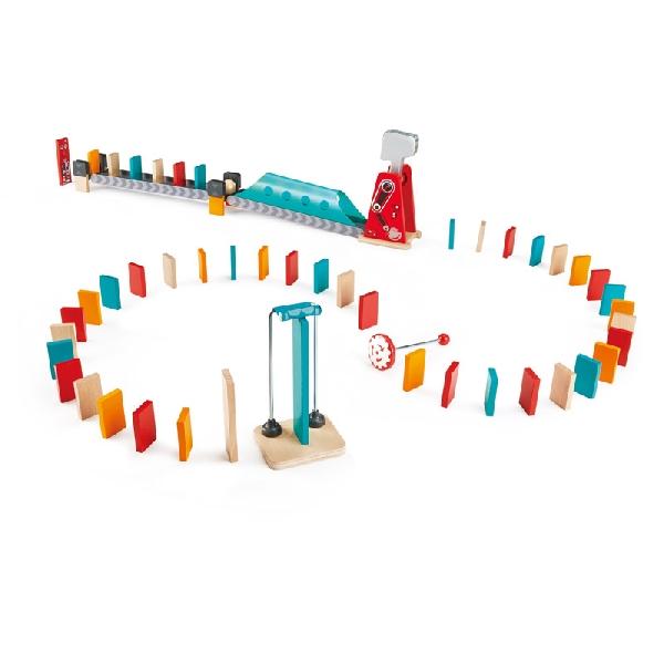 Mighty hammer domino