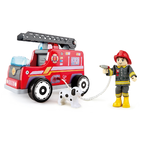 Fire rescue team