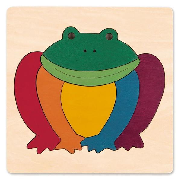 Rainbow frog