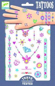 Jenni's jewels neon tattoos