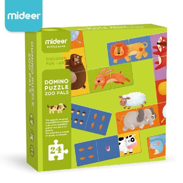 Mideer domino puzzle