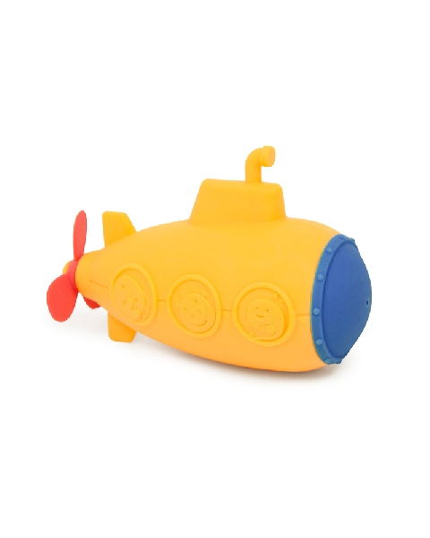 Silicone bath toy - submarine
