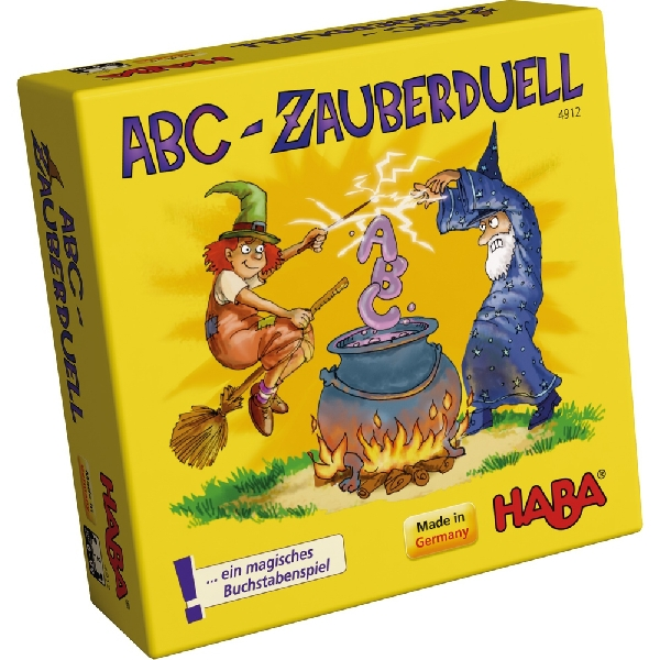 Magic abc duel