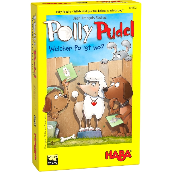 Polly poodle