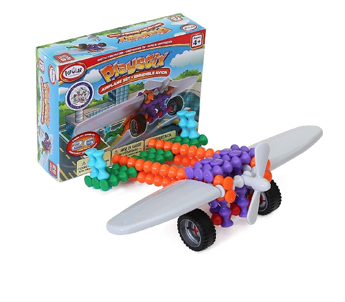 Playstix master kits - airplane