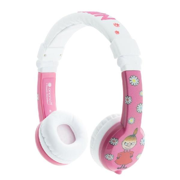 บัดดี้โฟน ลิตเติ้ลมาย หูฟังสำหรับเด็ก สีชมพู