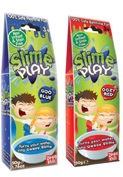 Slime play