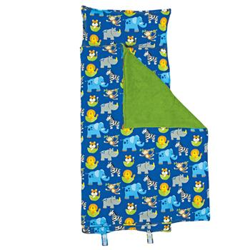 All over print nap mat - zoo