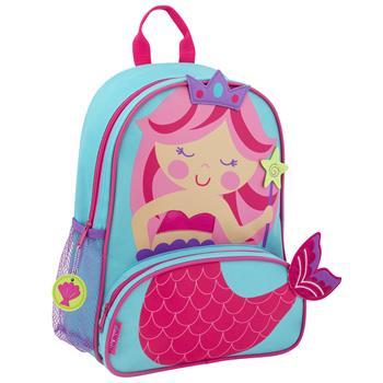 Sidekick backpack - mermaid