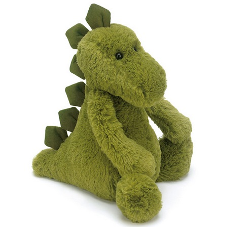 Bashful dino medium 31 cm