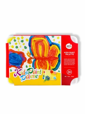 Kids painting palette
