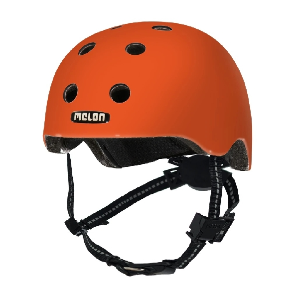 Melon helmet toddler - rainbow orange (44-50cm)