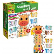 จิ๊กซอว์เสริมทักษะด้านจำนวนและตัวเลข