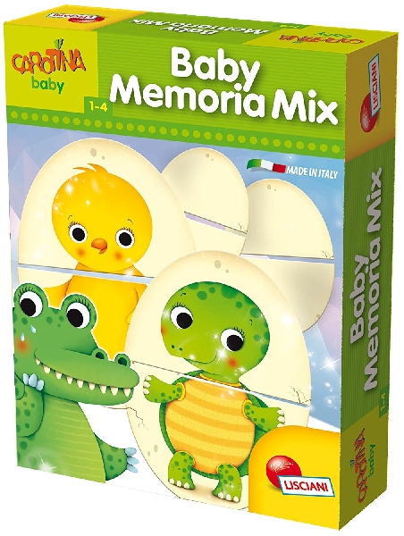 จิ๊กซอว์เสริมทักษะความจำสำหรับเด็กเล็ก -ไข่ซ่อนหา