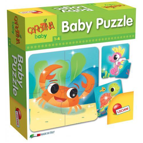 Carotina baby puzzle