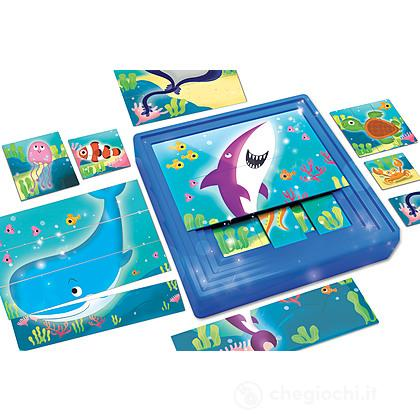 Carotina baby progressive puzzles the sea