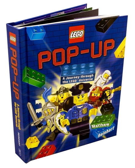Lego pop–up