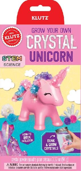 Grow your own crystal unicorn