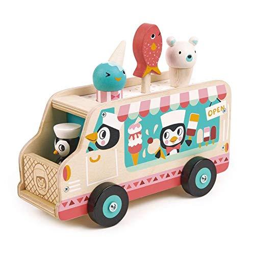 รถตู้เพนกวิ้นเจลาโต้