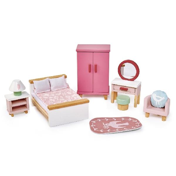 Dovetail bedroom set