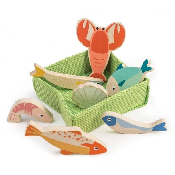 ชุดกล่องปลา