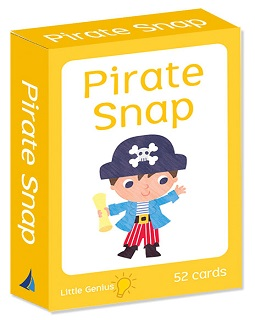 Little genius card pirate snap