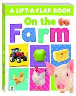 หนังสือคำศัพท์ - on the farm