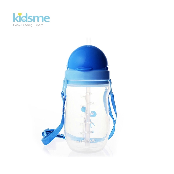 Pp bottle cup 360ml with strap