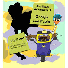 The travel adventures of george and paolo: thailand