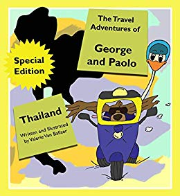 The travel adventures of george and paolo: thailand **special edition**