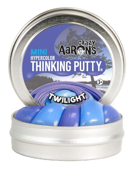 Thinking putty: hypercolor-twilight 2