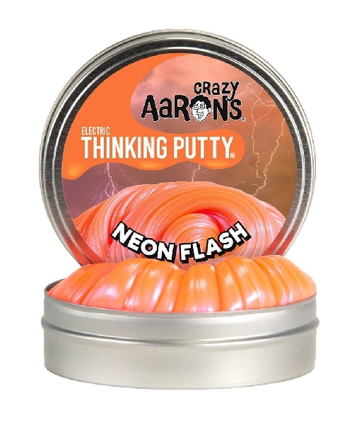 thinking putty: electric-neon flash 2