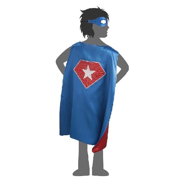 เซ็ตหน้ากากและผ้าคลุม  super star