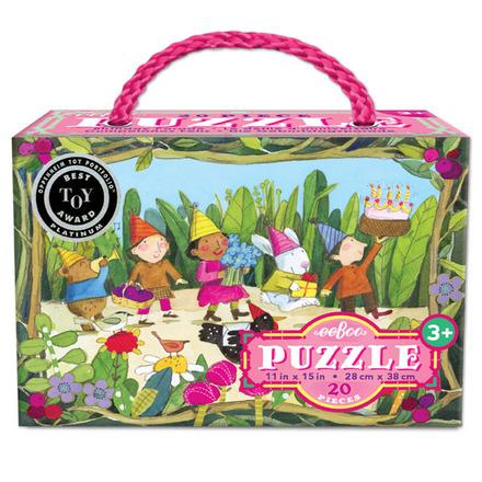 Birthday parade 20 piece puzzle