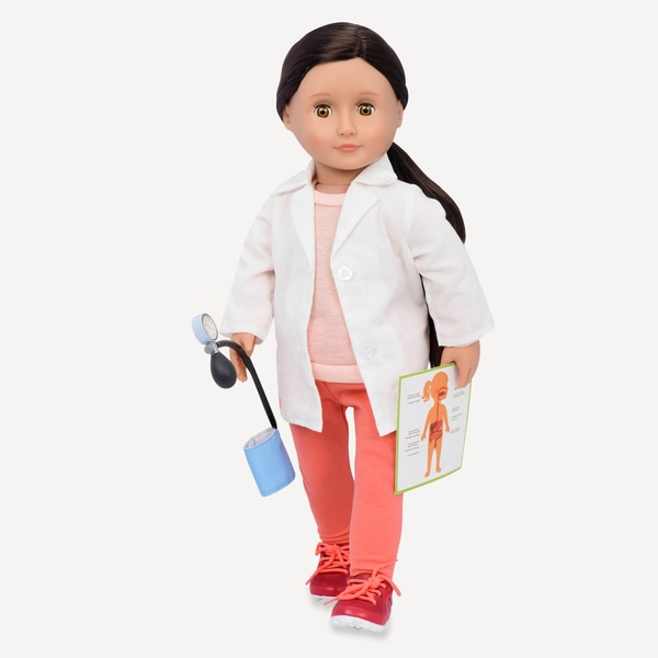 Doctor doll - nicola