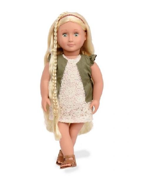 ตุ๊กตา แฮร์โกลว์ ดอลล์ - บรอนด์ เปีย