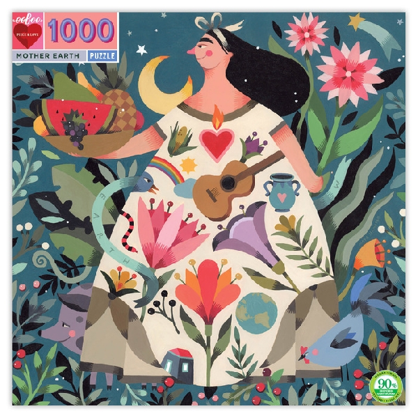 Mother earth 1008 pcs puzzle