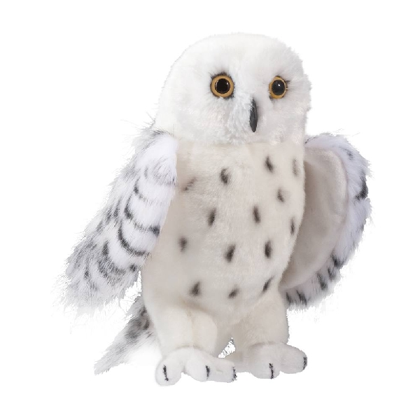 Legend snowy owl doll
