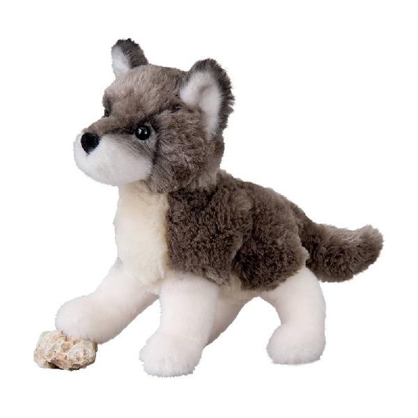 ตุ๊กตานุ่มนิ่ม หมาป่าแอช