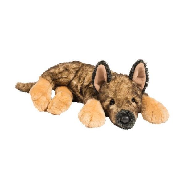 ตุ๊กตานุ่มนิ่ม หมาเยอรมัย เชปเปิร์ท