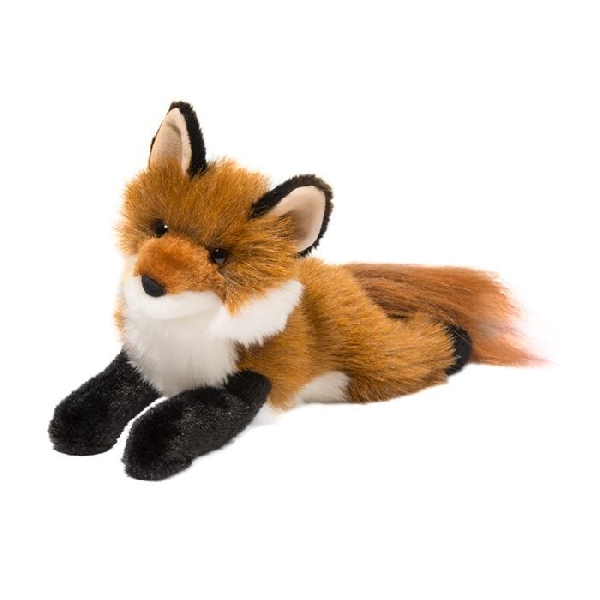 Amber fox doll