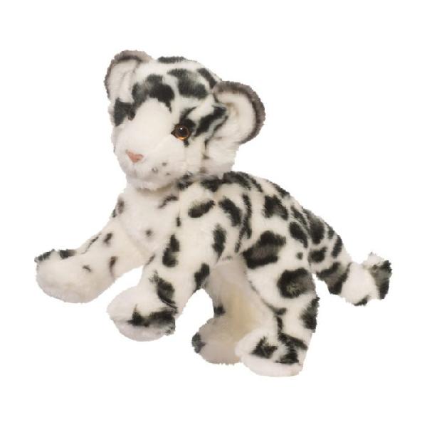 ตุ๊กตานุ่มนิ่ม เสือดาวหิมะ