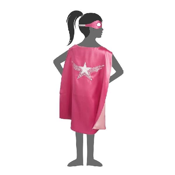 เซ็ตหน้ากากและผ้าคลุม wonder star