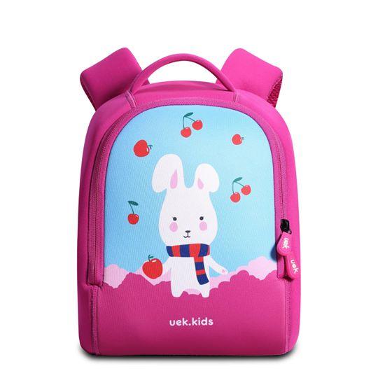 Uek - purple rabbit backpack  (s)