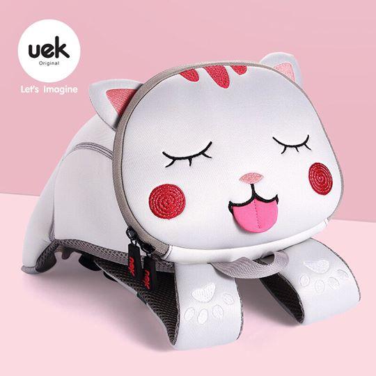 Lay prone bag - cat